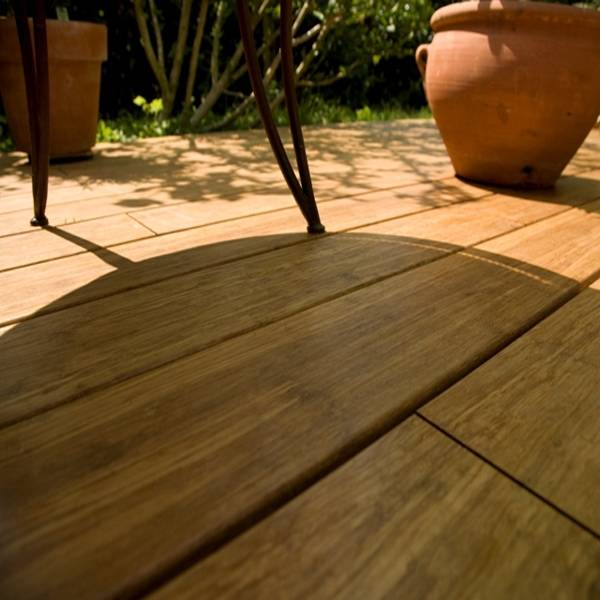 "Bamboo Decking ""Cobam"" 2200 x 140 x 20 mm"