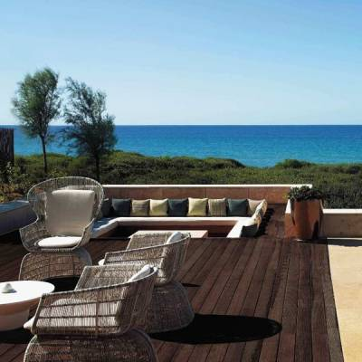 "Bamboo Decking ""Cobam"" 1870 x 139 x 20 mm"