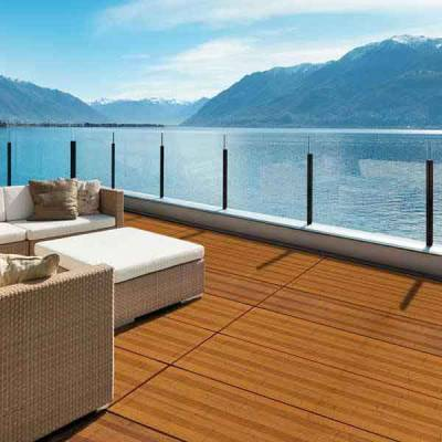 Terrassen Mega-Deck Neapel 950x300x30mm