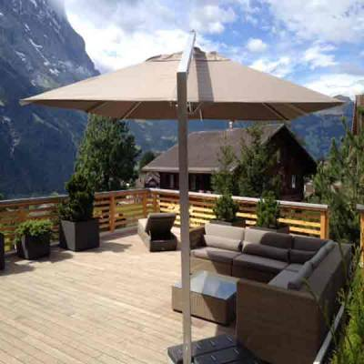 Terrace bamboo Decking 1870 x 139 x 20 mm