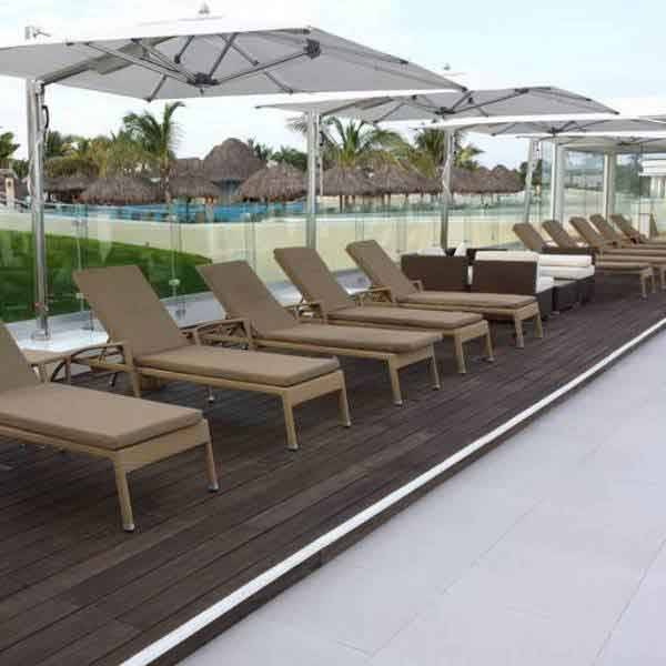 Thermo bamboo Decking 1850 x 155 x 20