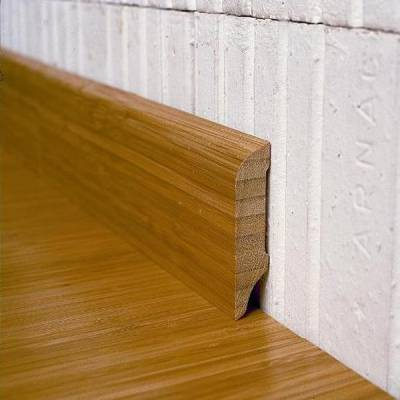 Bamboo skirting solid