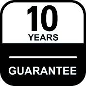 10 year warranty for CoBam outdorr deckings