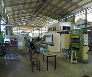Crownbamboo metal fabrication